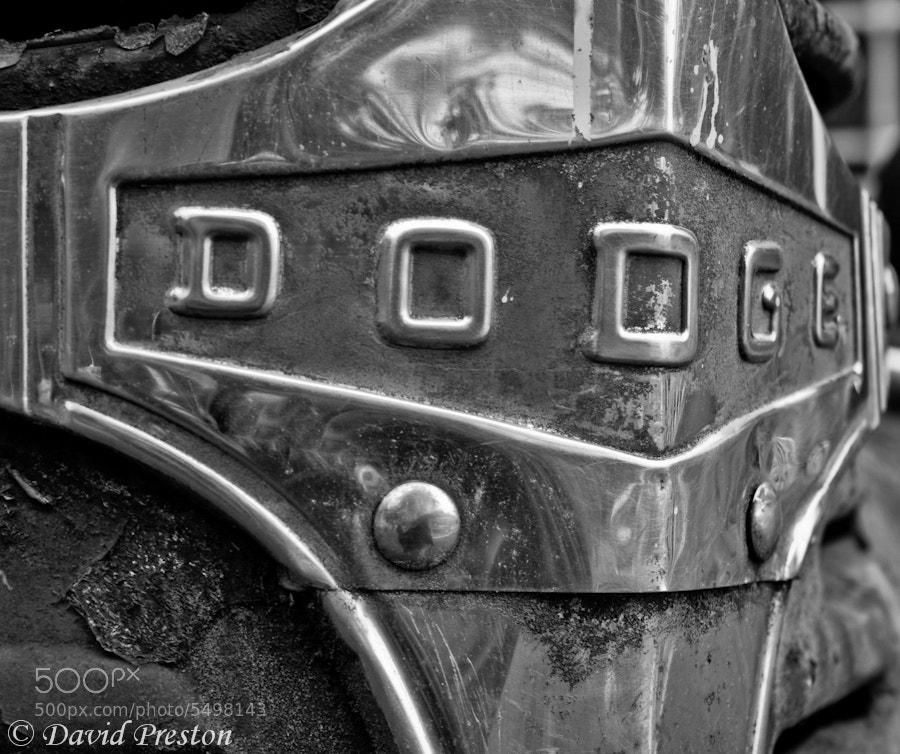 Photograph Old Dodge #2 by David Preston on 500px