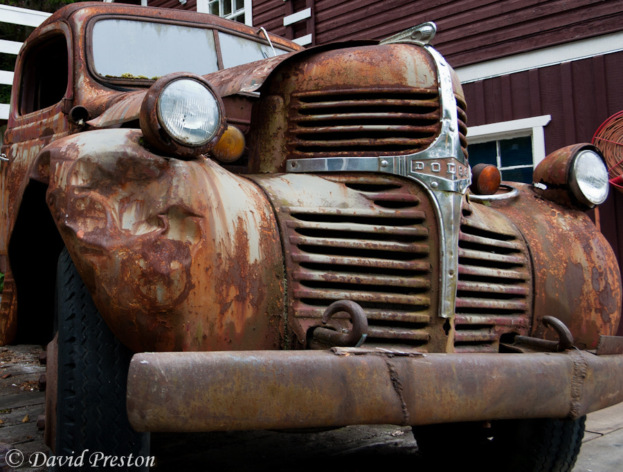 Photograph Old Dodge #3 by David Preston on 500px