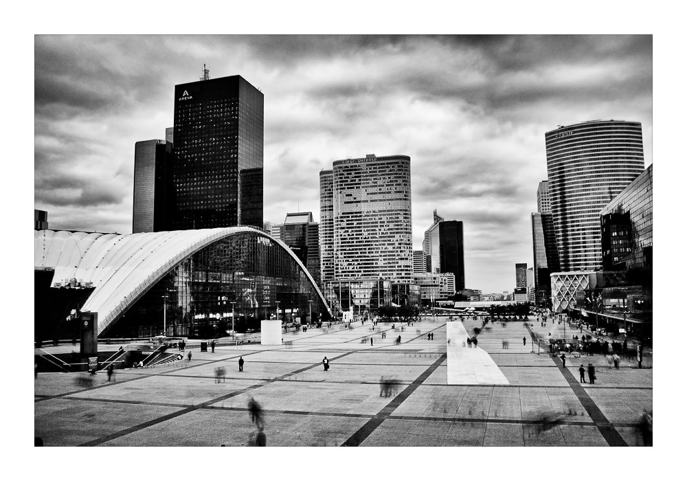 Photograph La Defense by Andrej Grznar on 500px