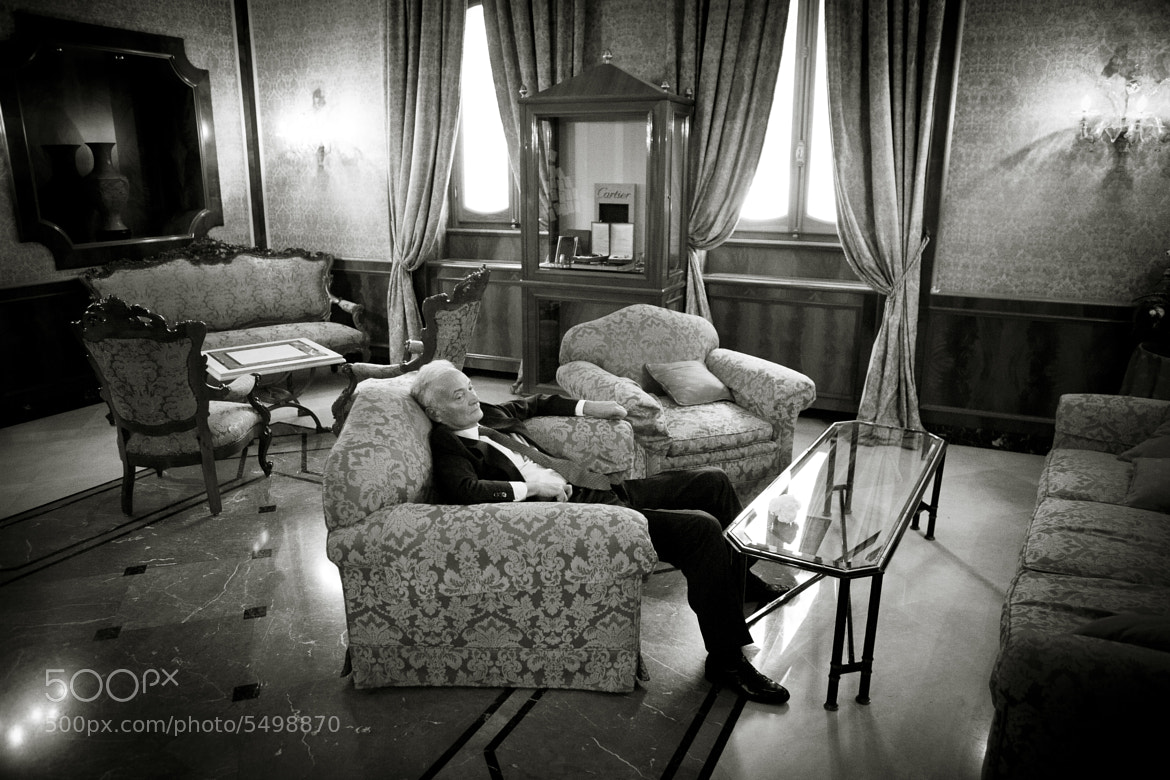 Photograph The Lounge by Andrea Gherardi on 500px