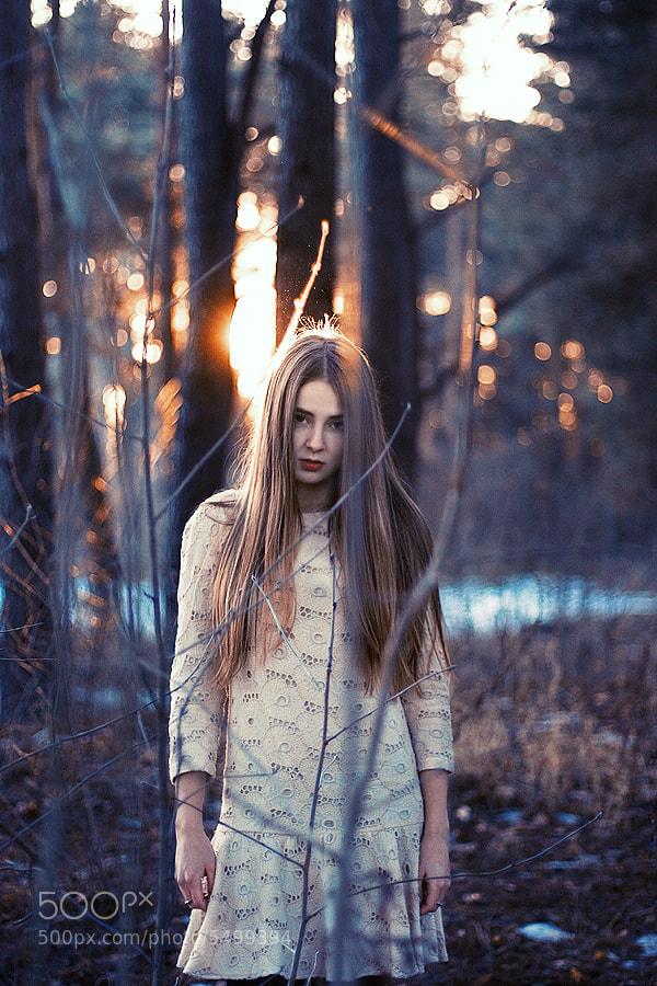 Photograph Kate by Viktor Sorow on 500px
