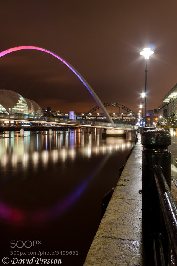 Photograph Quayside, Newcastle by David Preston on 500px