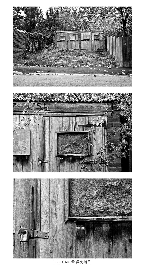 Photograph Garage Triptych by Felix  Ng on 500px