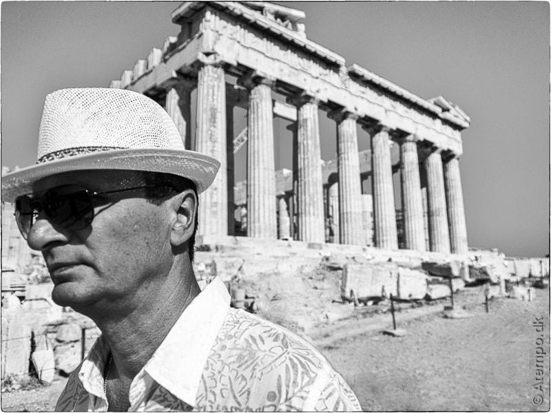 Acropolis ... Athens view no. 98