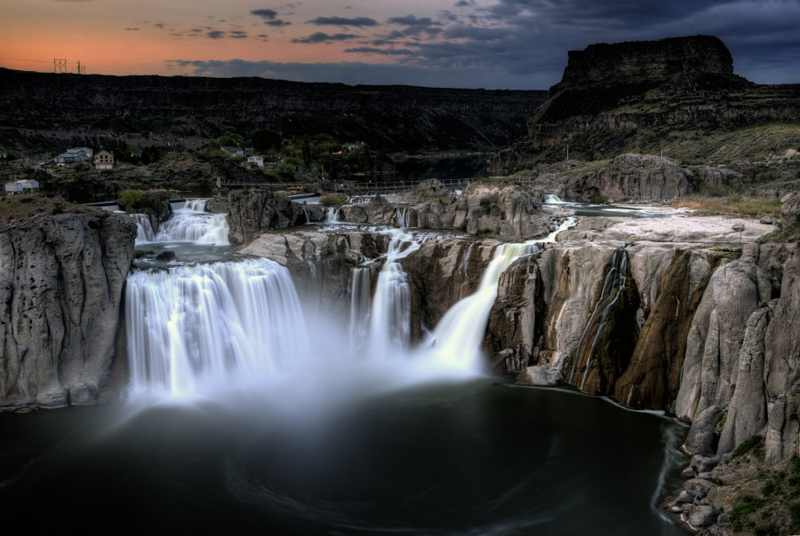 Photograph Shoshone Falls Twin Falls, Idaho by Mark Duffy on 500px