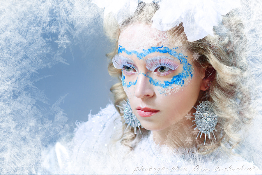 snow queen by Olena Zaskochenko on 500px