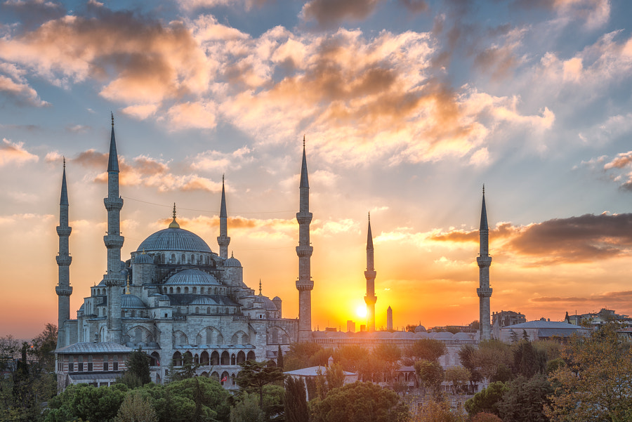 Blast from the Past - Istanbul, Turkey by Danny Xeero on 500px.com