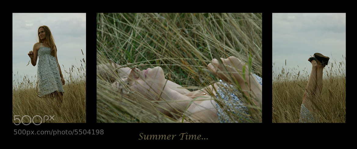 Photograph Summer time by Ekaterina Denisova on 500px