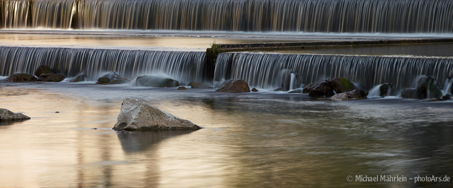 Photograph Water in the light by Michael Mährlein on 500px