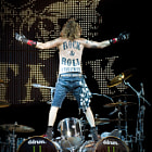 Постер, плакат: James Kottak Scorpions