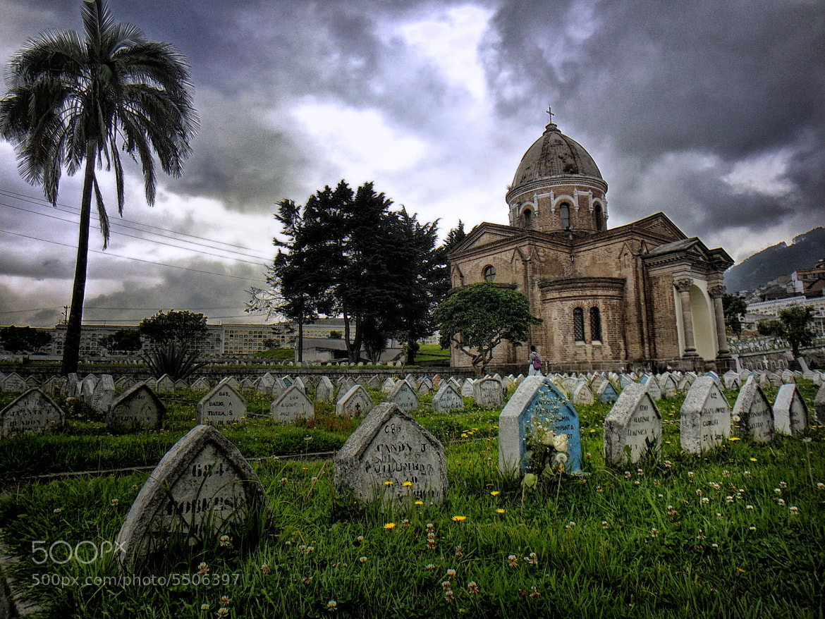 Photograph Graveyard by Florian Rudolph on 500px