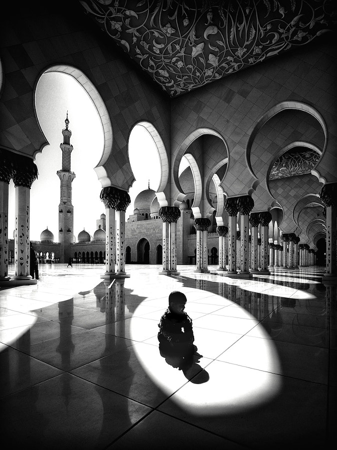 Pray Reverence  by Ahmad Akbar on 500px.com