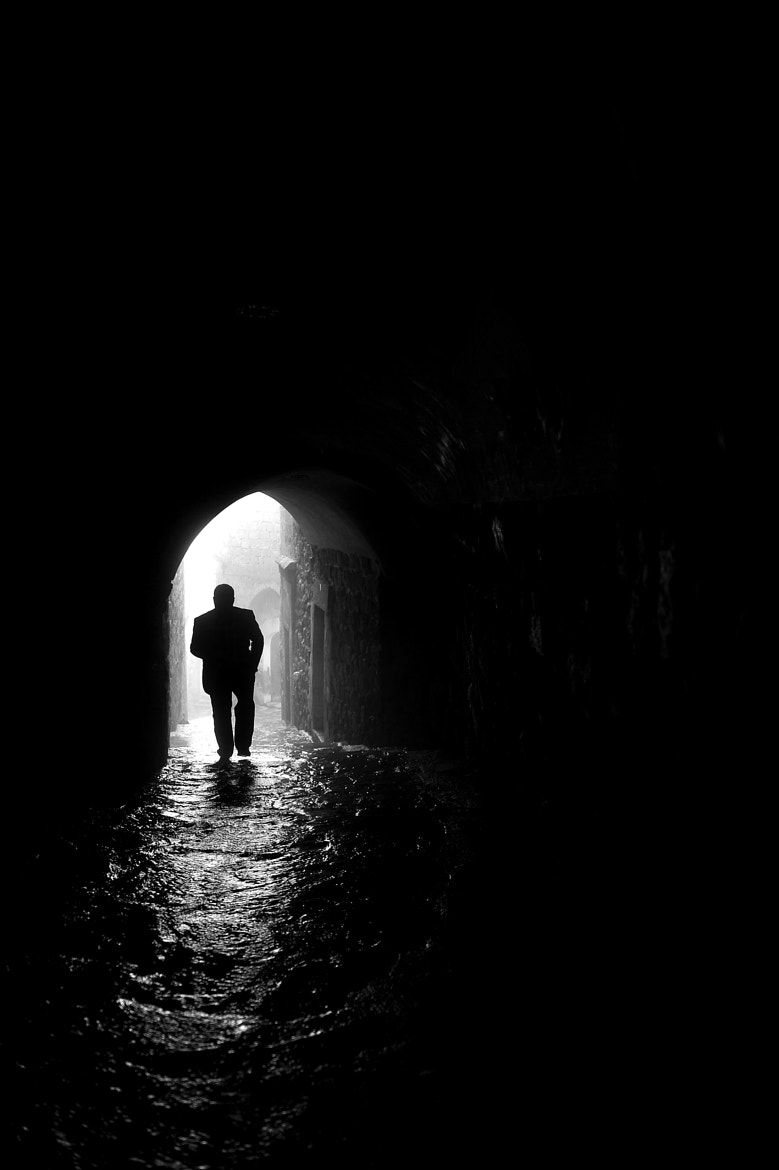 Photograph alone man... by MEHMET BOZ on 500px