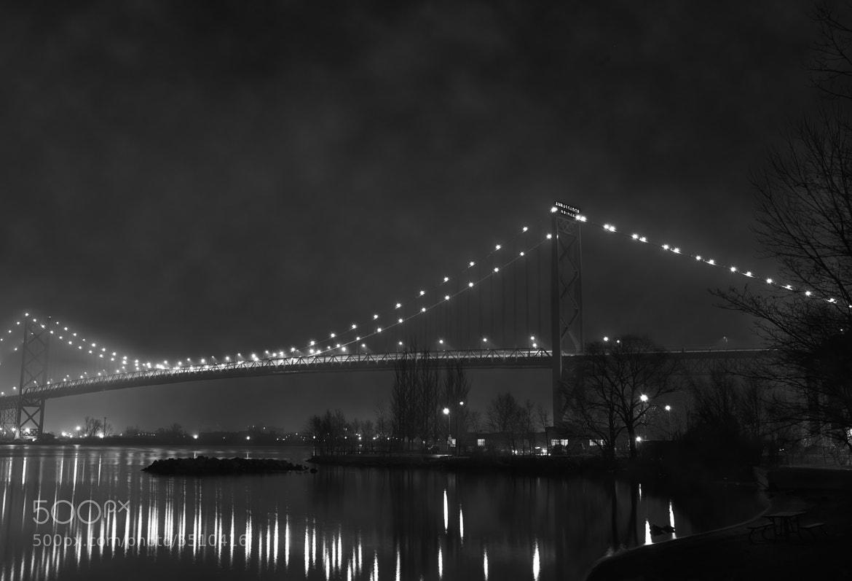 Photograph Foggy Bridge by Mike Swiech on 500px
