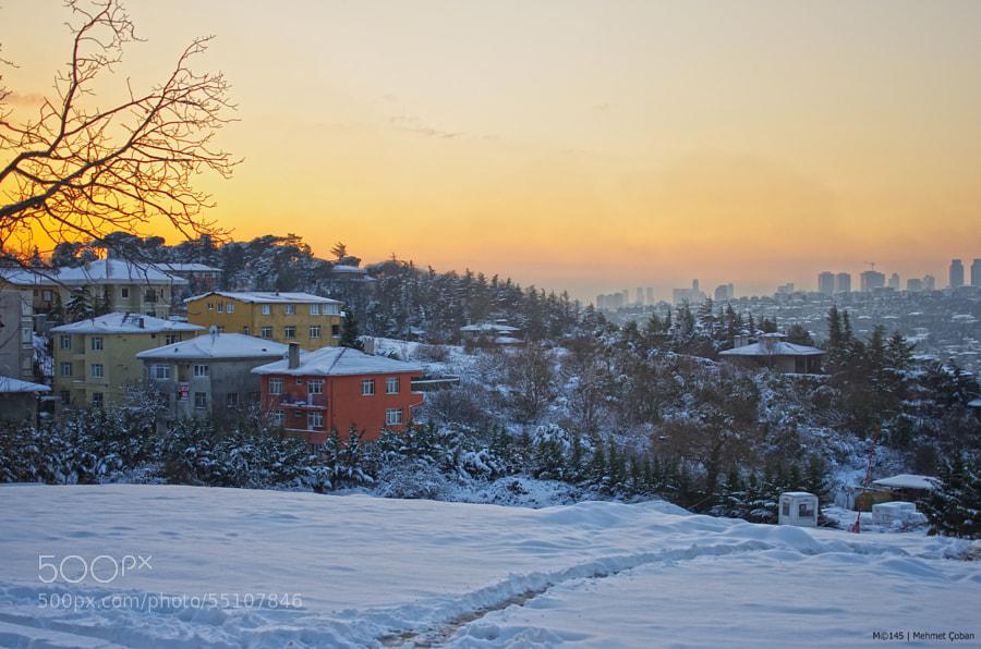 "Winter in Istanbul by Mehmet Çoban on 500px.com"" border=""0"" style=""margin: 0 0 5px 0;"