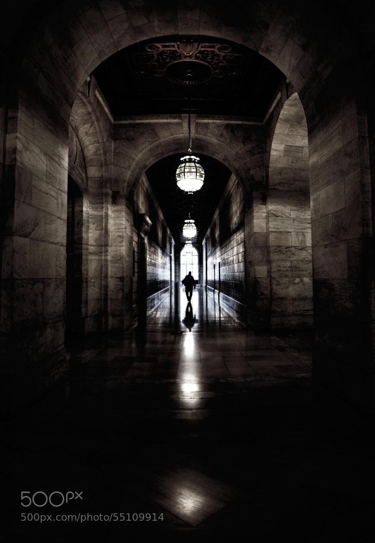 Photograph Along the Corridor by Simon Gelfand on 500px