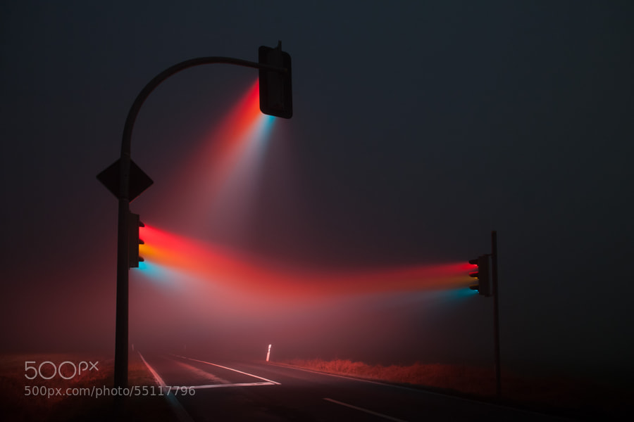 Traffic lights by LUMA_visual-creations on 500px.com