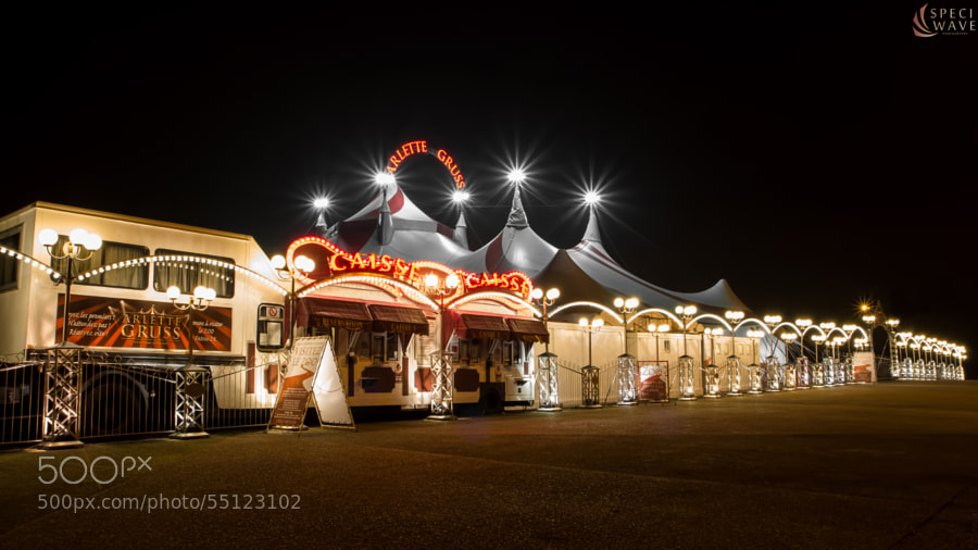 "Circus ""Arlette Gruss"" by Melvin Liss on 500px.com"