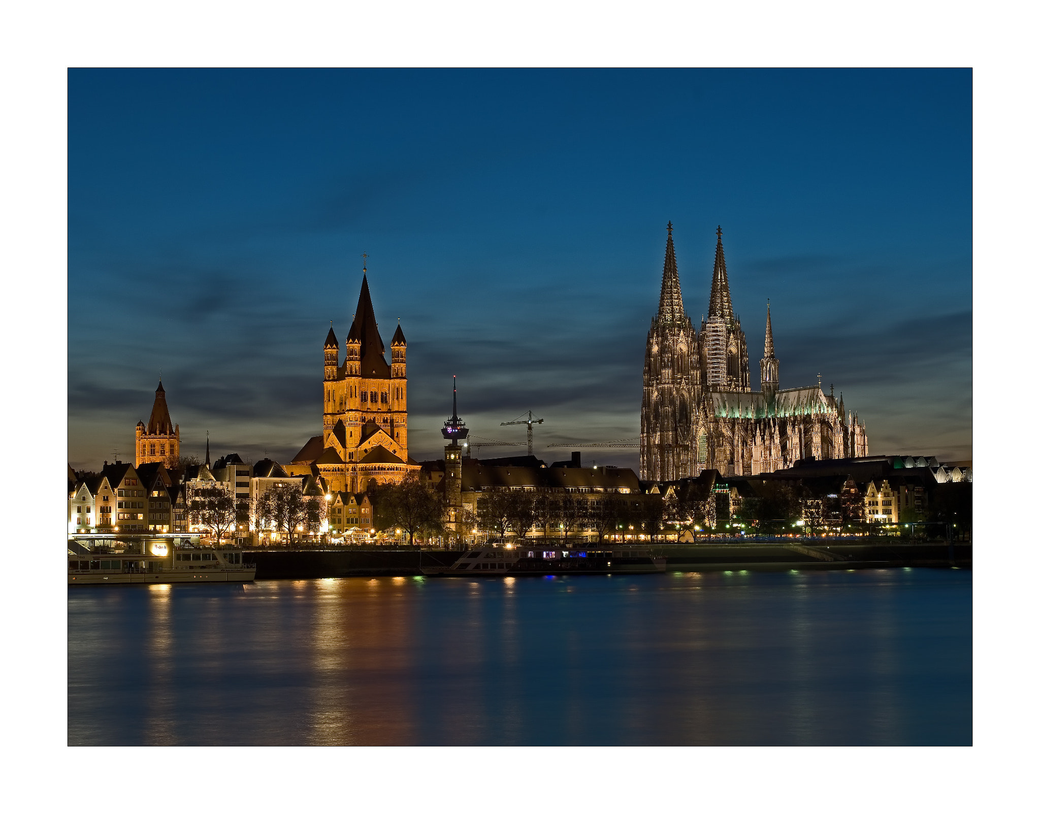 Photograph Cologne by Uwe Ehlert on 500px