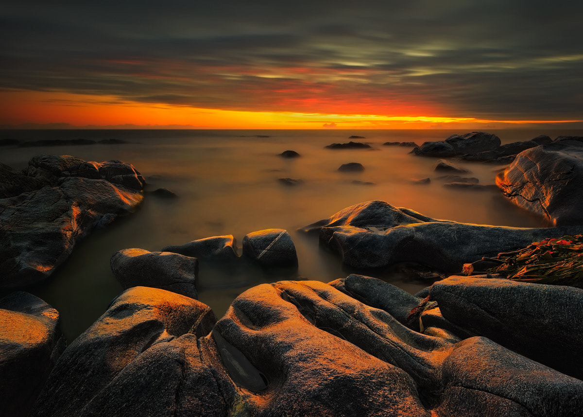 Photograph Last touch of the Sun... by Pawel Kucharski on 500px