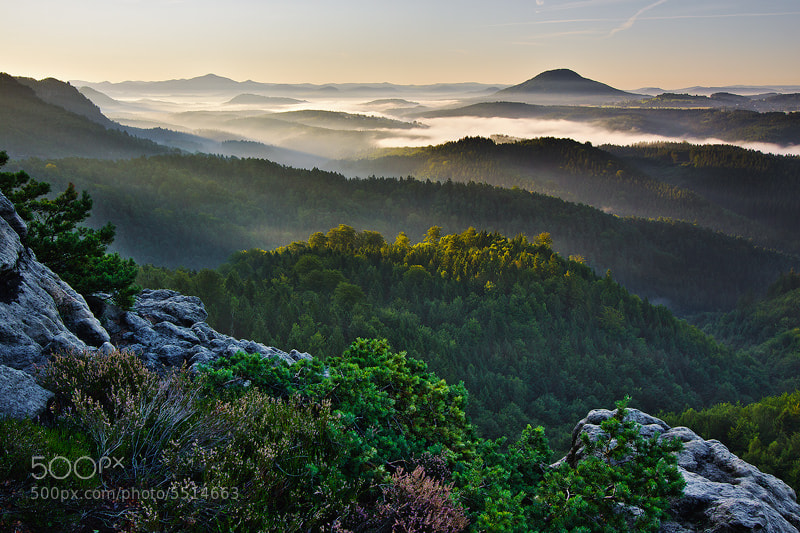 Photograph Bohemian Switzerland by Martin Rak on 500px