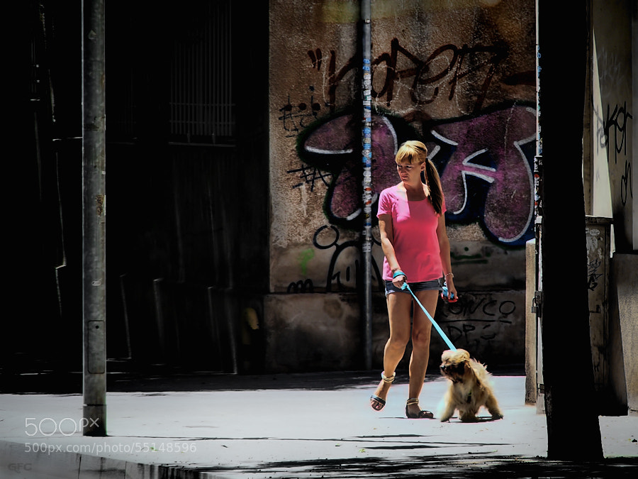 Photograph Pink t-shirt by Gemma  on 500px