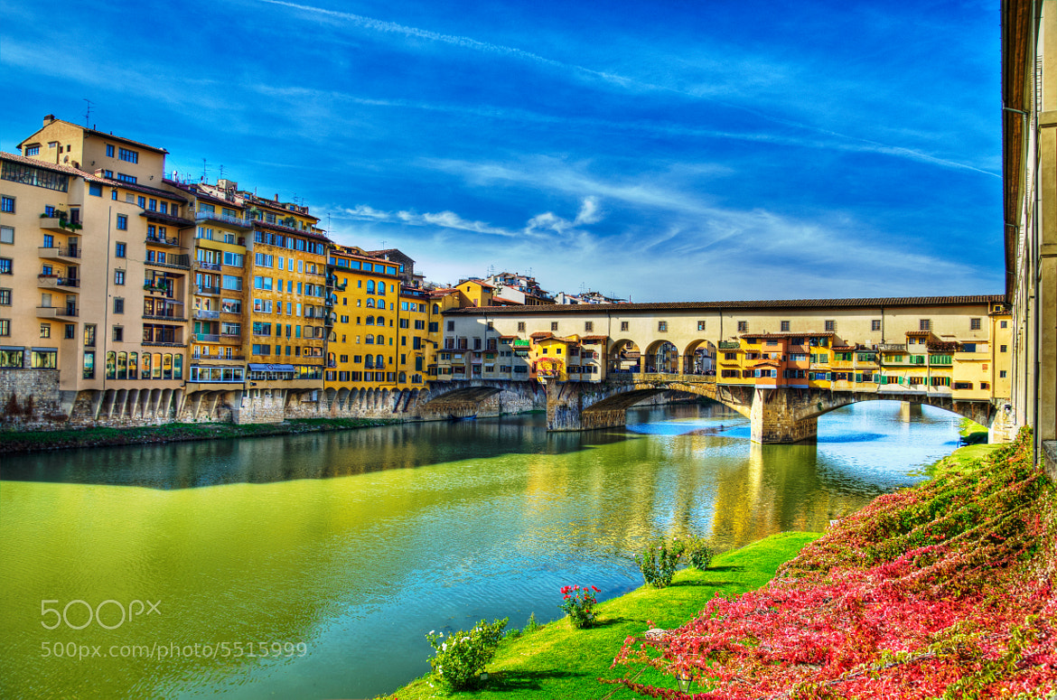 Photograph Florence, Italy by Tilted Gear on 500px