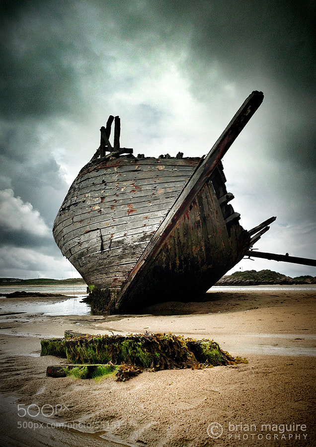 Photograph Bad Eddie's Boat by Brian Maguire on 500px