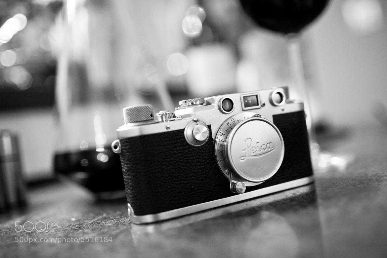 Photograph Leica IIIf by Mark Prince on 500px