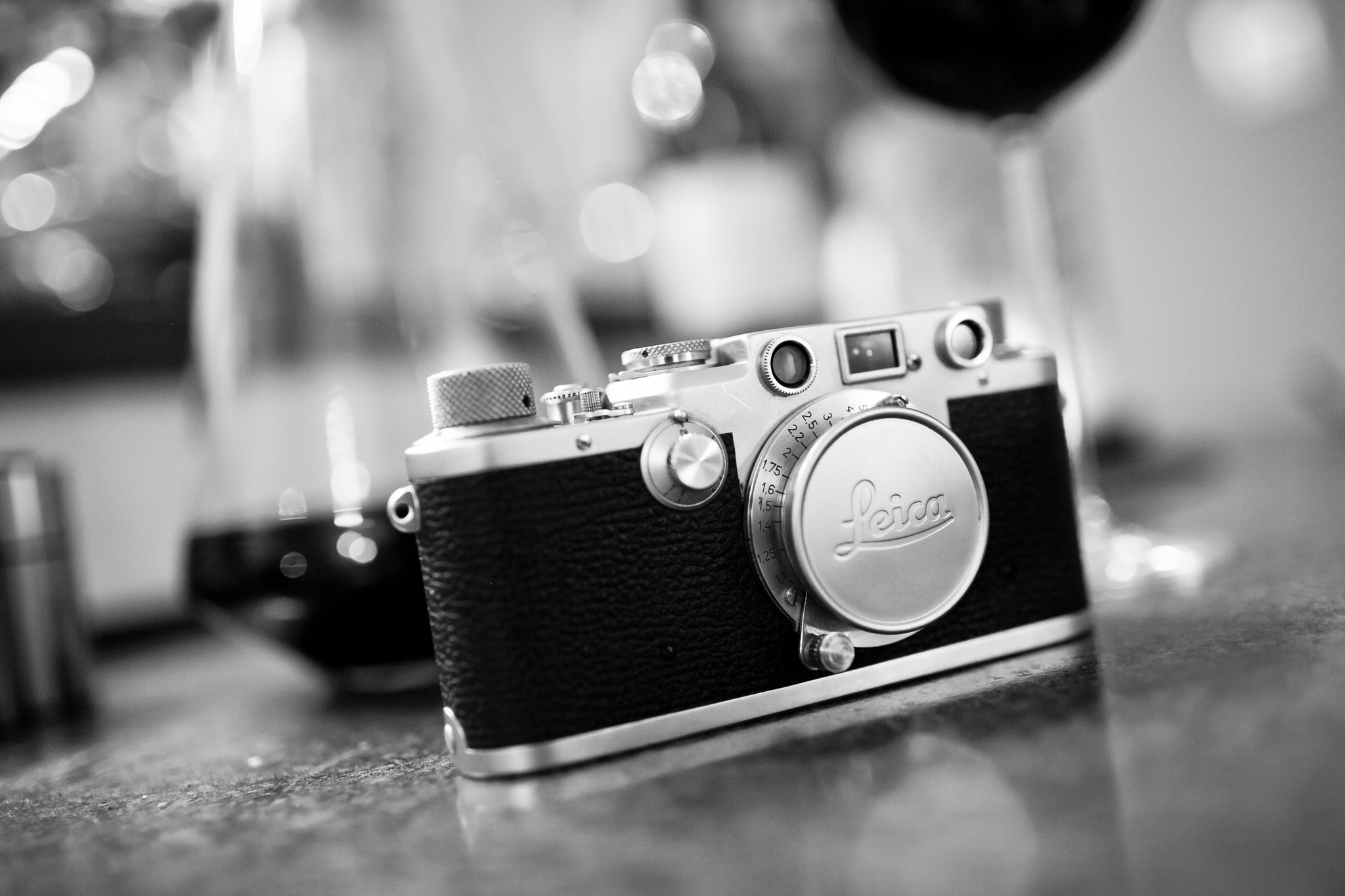 Photograph Leica IIIf by Mark Prince on 500px