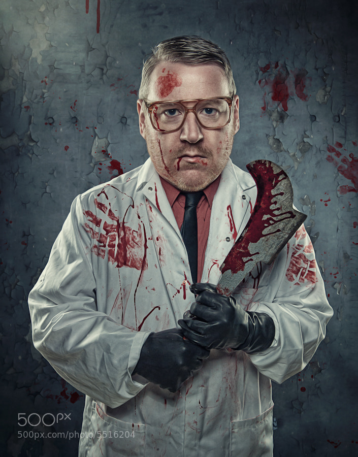 Photograph Psycho Surgeon by Glyn Dewis on 500px