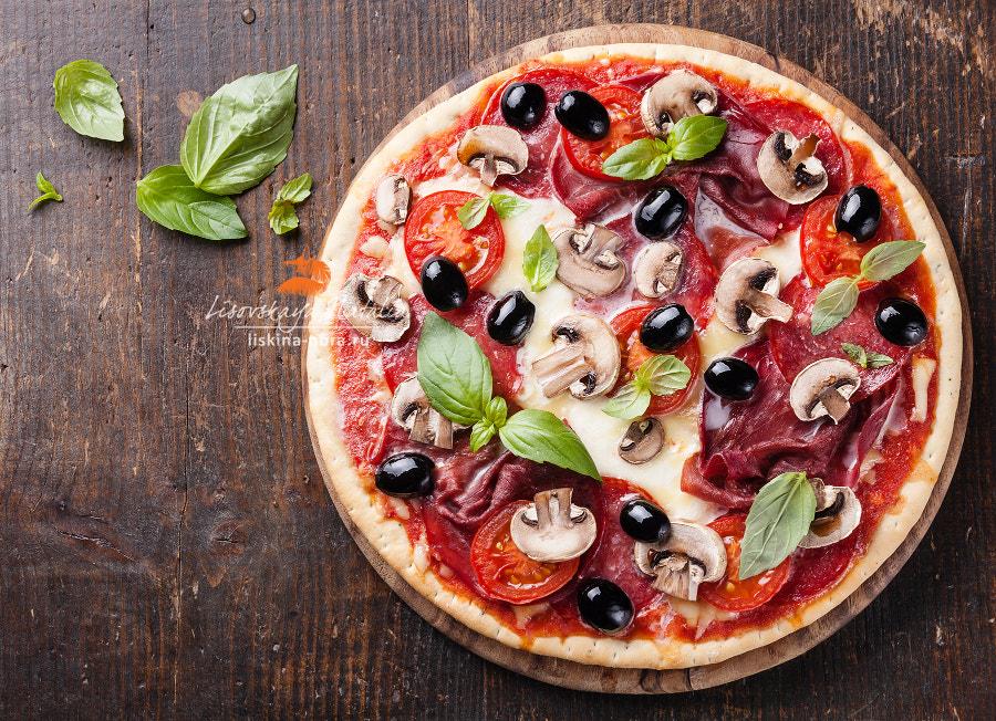 пицца ассорти by Natalia Lisovskaya on 500px
