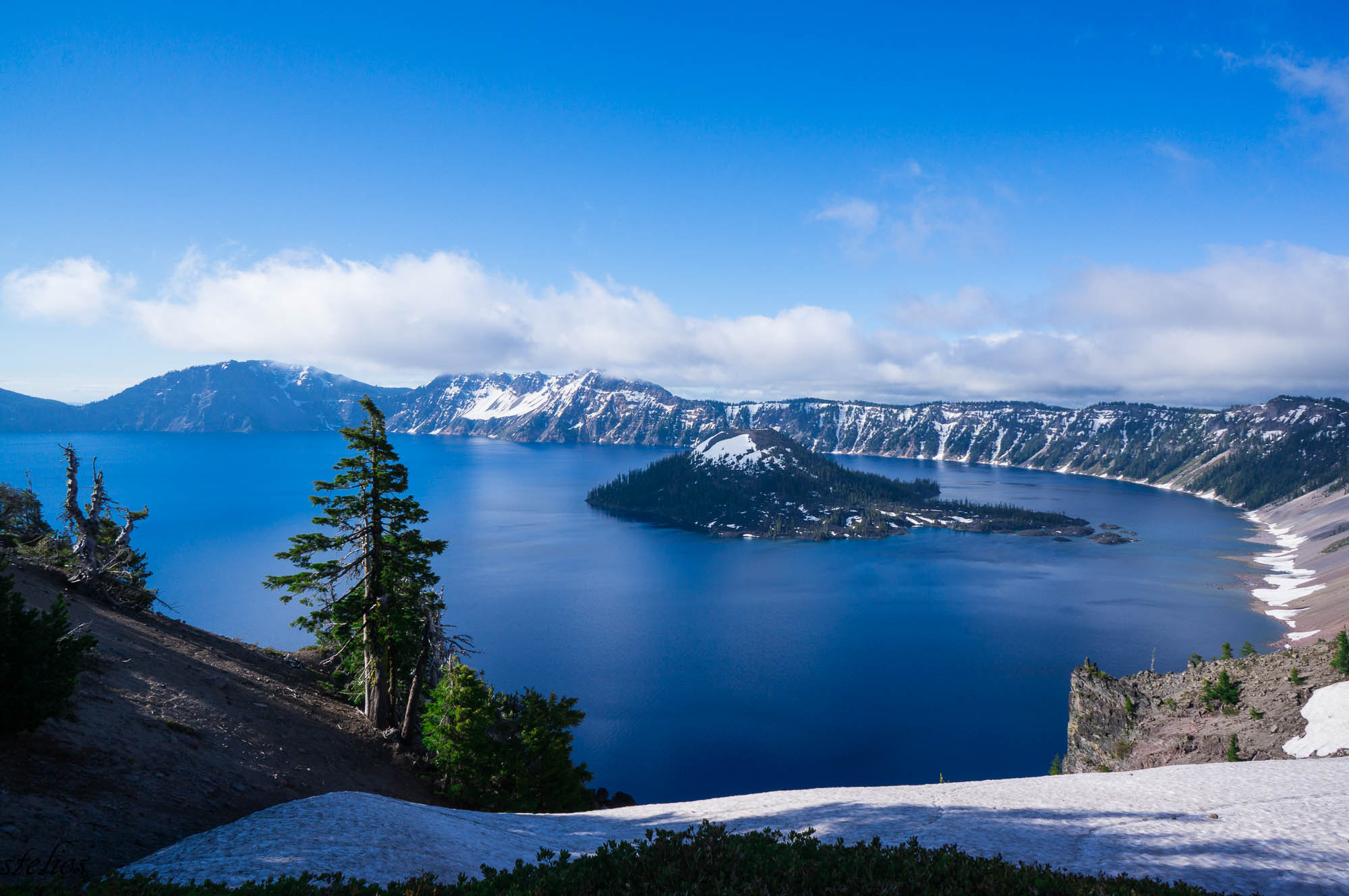 Photograph Crater Lake,Or by Stelios Drouganis on 500px