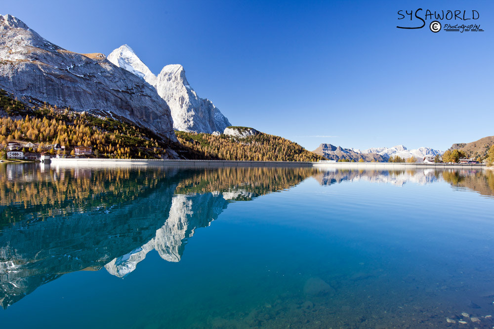 Photograph Fedaia's reflection by Roberto Sysa Moiola on 500px