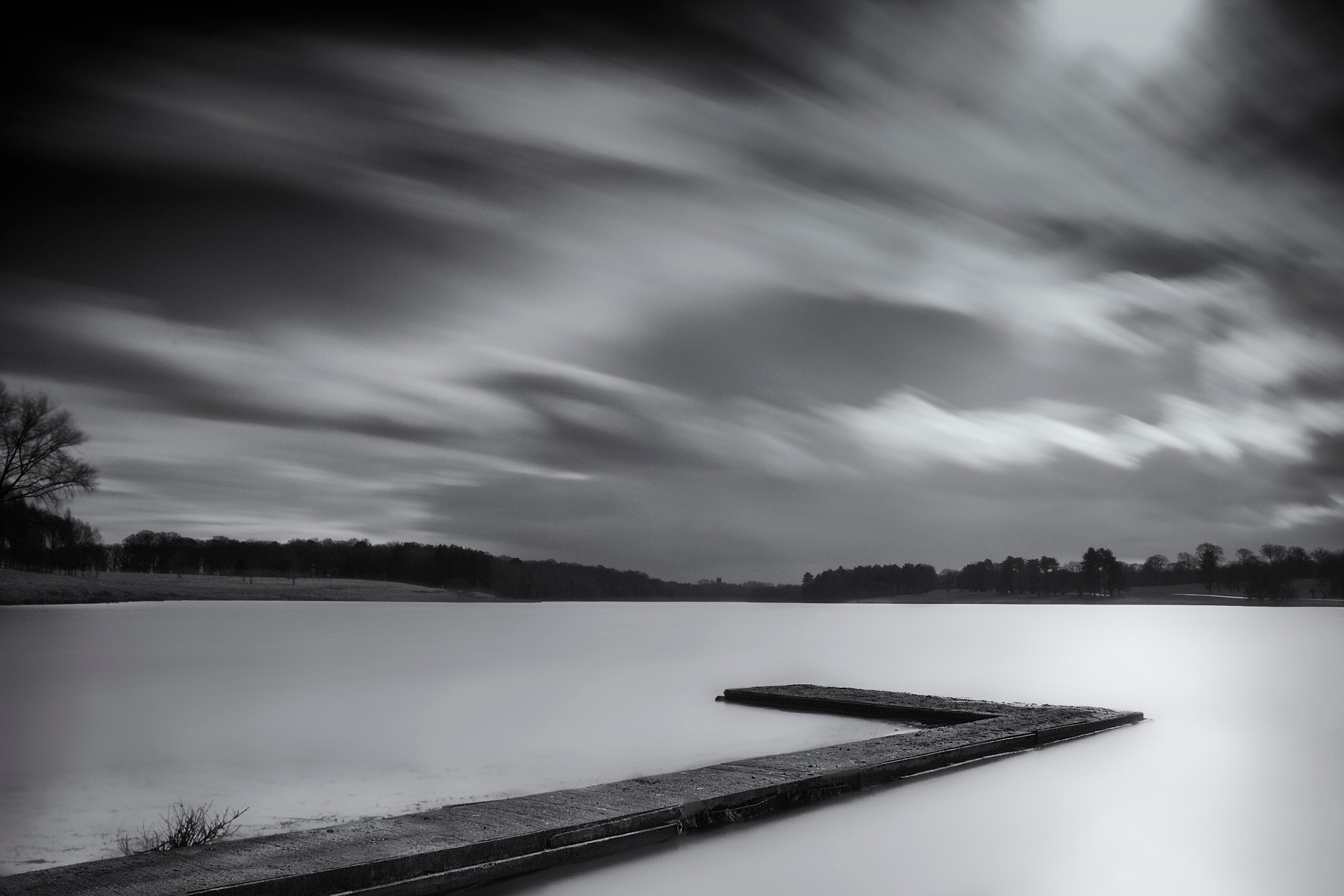Photograph Jetty; Tatton Mere by Duncan Green on 500px