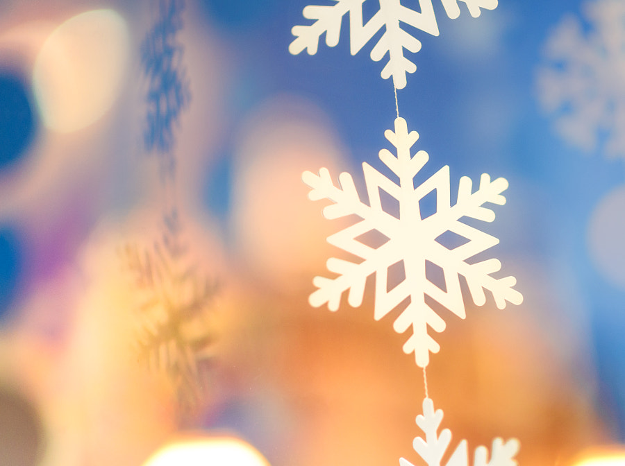 Snowflakes by Jason Waltman on 500px.com