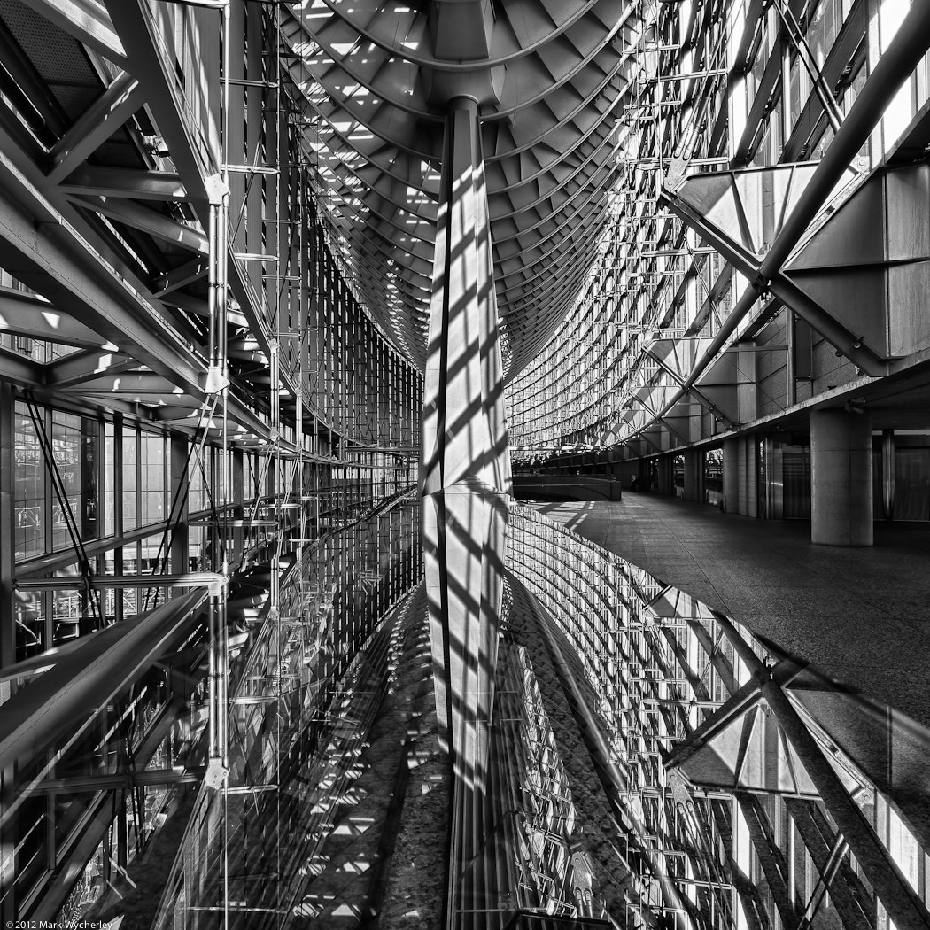 Photograph Structured Reflections by Mark Wycherley on 500px