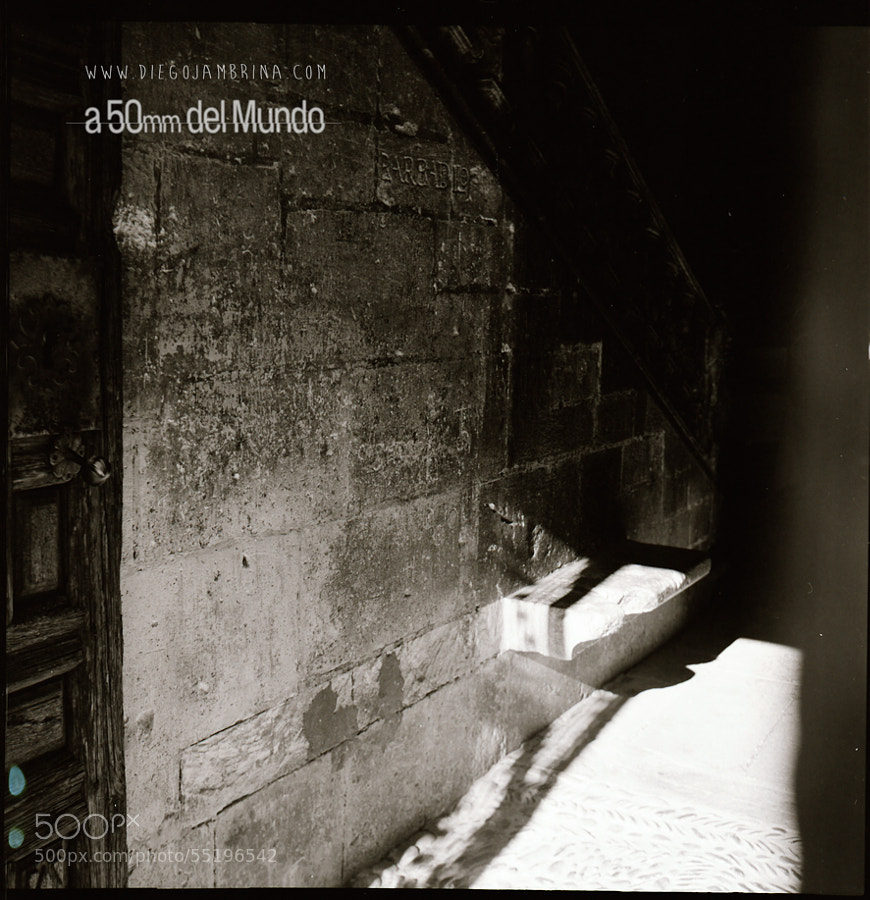 La luz está fuera by Diego Jambrina on 500px.com