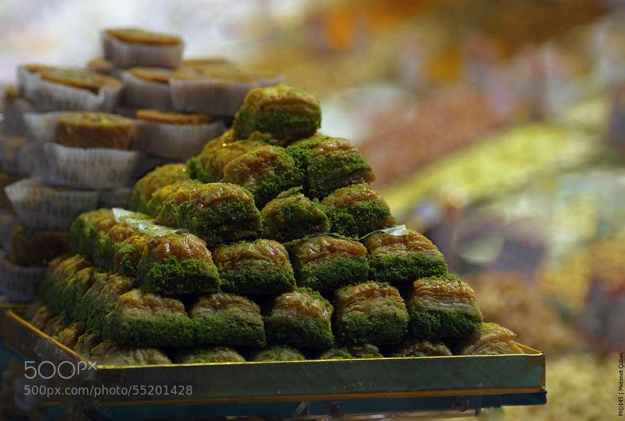 "Turkish Dessert by Mehmet Çoban on 500px.com"" border=""0"" style=""margin: 0 0 5px 0;"