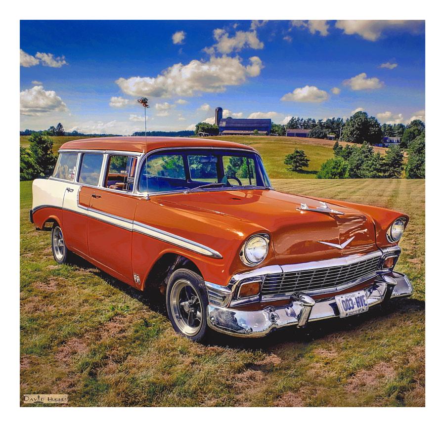 1956 Chevy Nomad II