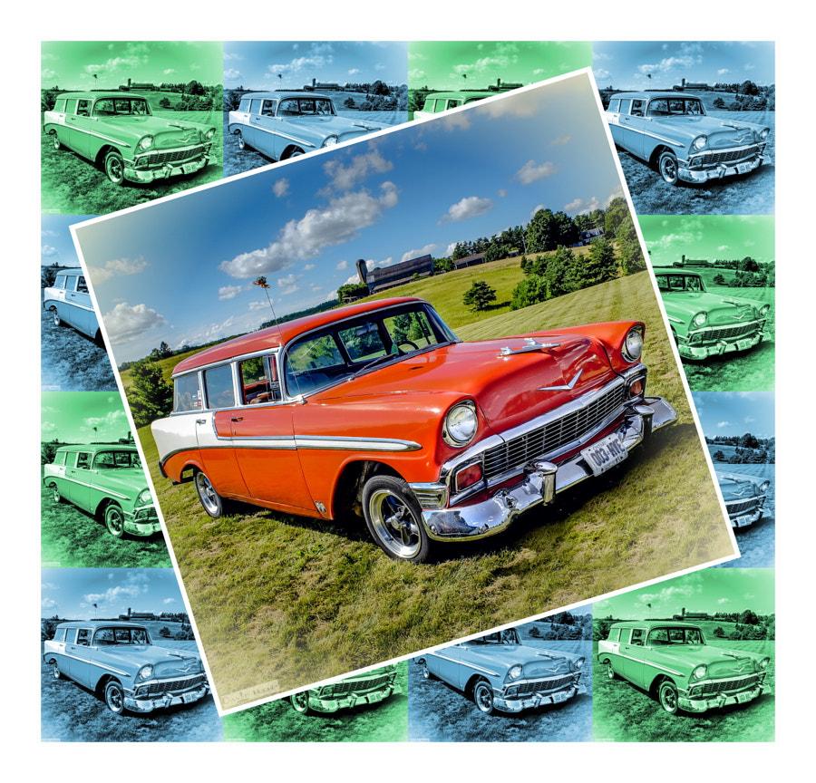 1956 Chevy Nomad III