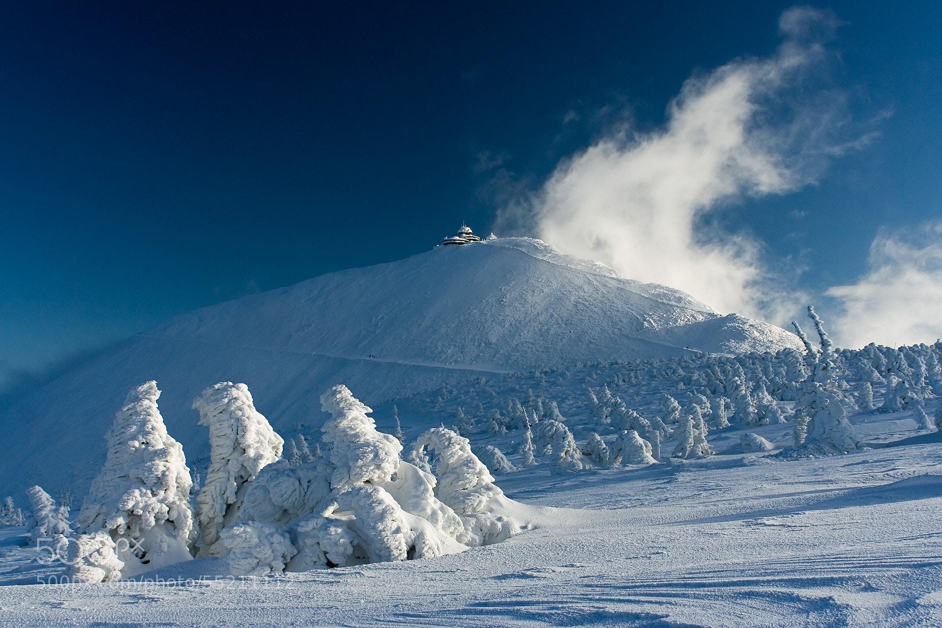 Photograph Winter by Piotr Krzaczkowski on 500px