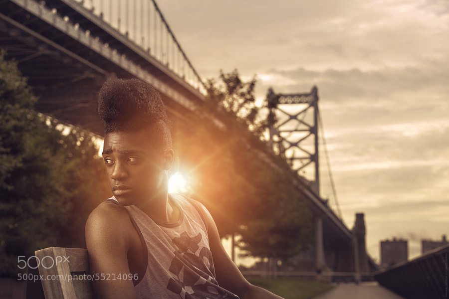 Photograph Man of the Mohawk! by Nathaniel Dodson on 500px