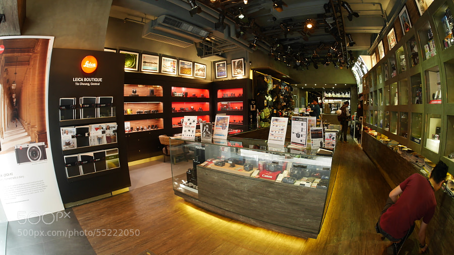 Photograph Camera Shop in Hong Kong by Eugene Siytiu on 500px