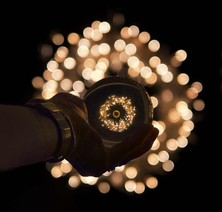 Happy Bokeh Christmas!