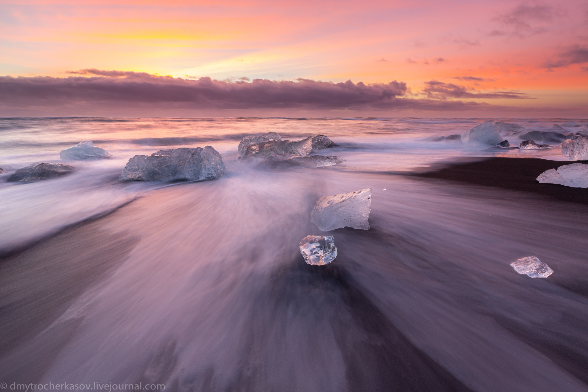 Photograph Ice Diamonds by Dmytro Cherkasov on 500px