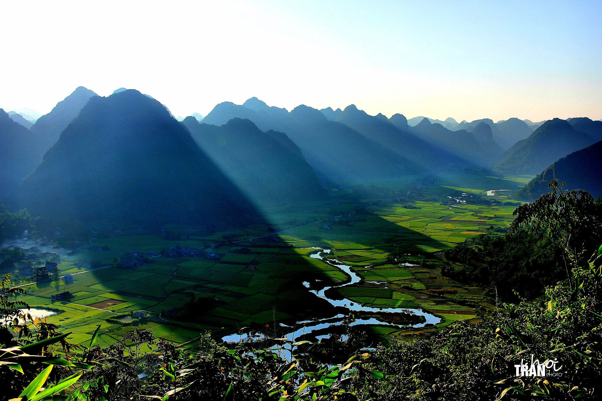 Photograph Sunny early in BacSon Valley by Khoi Tran Duc on 500px