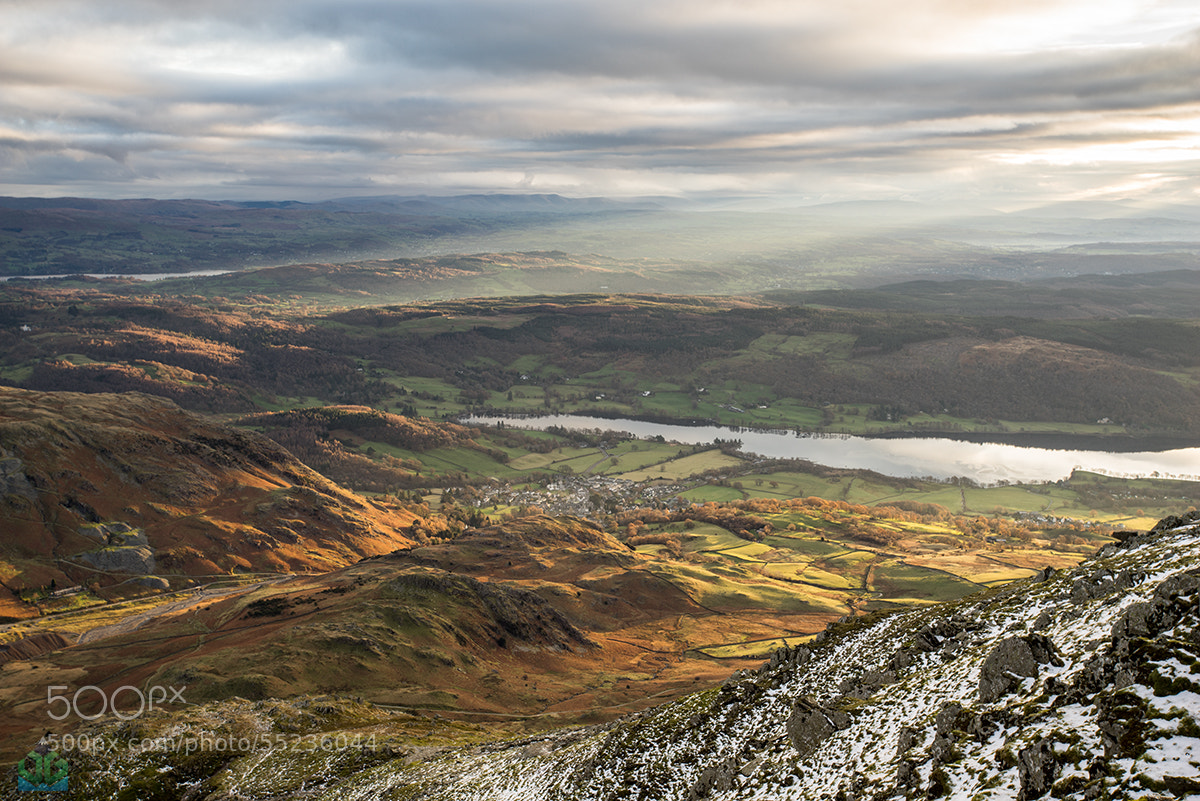 Photograph Coniston Light by James Grant on 500px