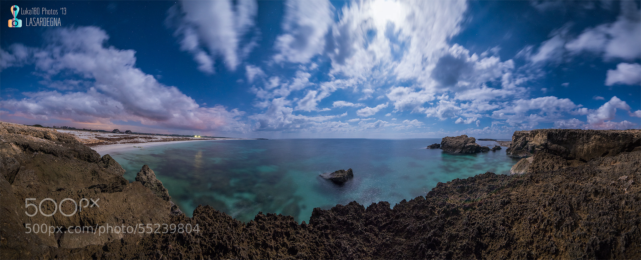 Photograph Is Arutas's Night Panoramic by Luka180 S. on 500px