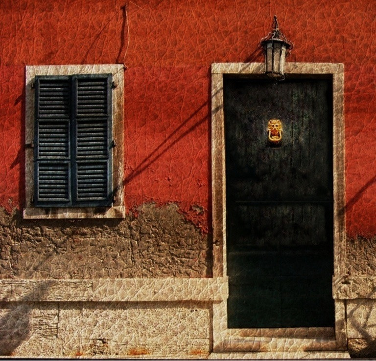 Photograph Lion on door by Gustimbaldo Del Piero on 500px